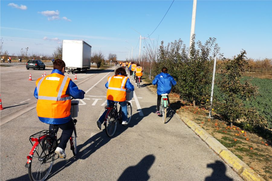 Podizanje razine sigurnosti u prometu