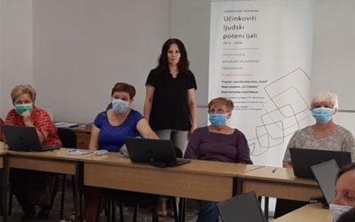 """Započela edukacija ciljanih skupina žena u sklopu projekta """"Svi ZAjedno"""""""